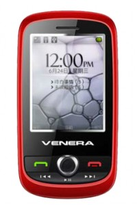 VENERA PRIME 605 specs