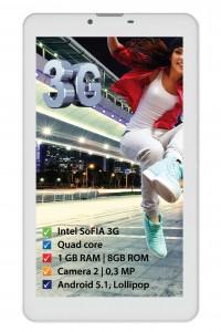 VIVAX TPC-701 3G specs